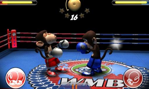 猴子拳击安卓版