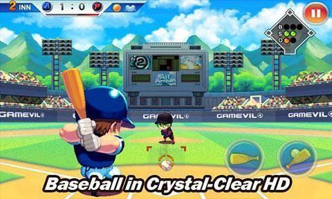 棒球明星2012官网版